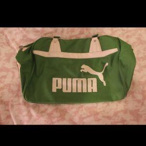 Retro Puma Bag